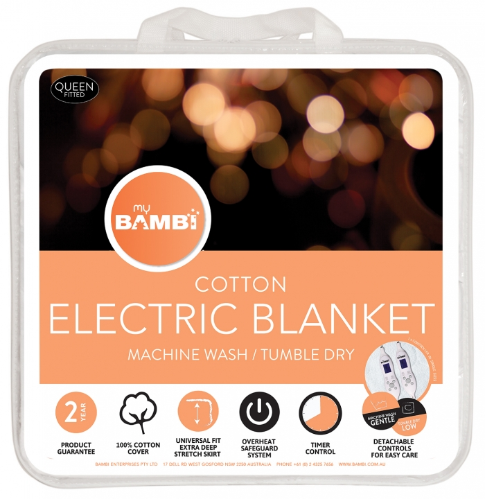 Moodmaker Cotton Electric